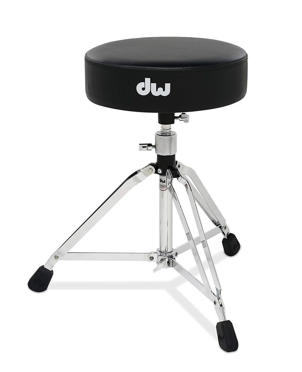 dw 5000 round drum throne
