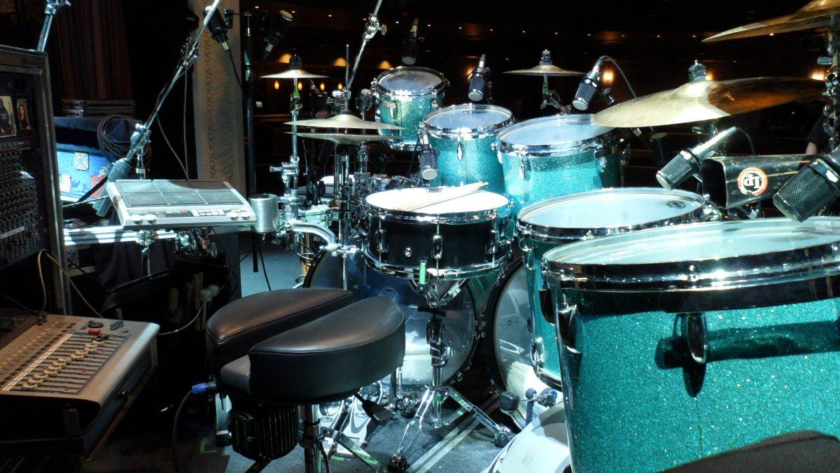 drummer pov