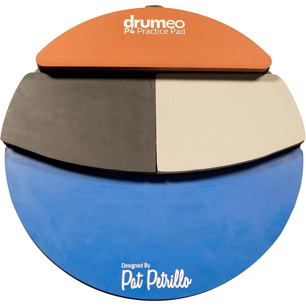 p4 drumeo pad