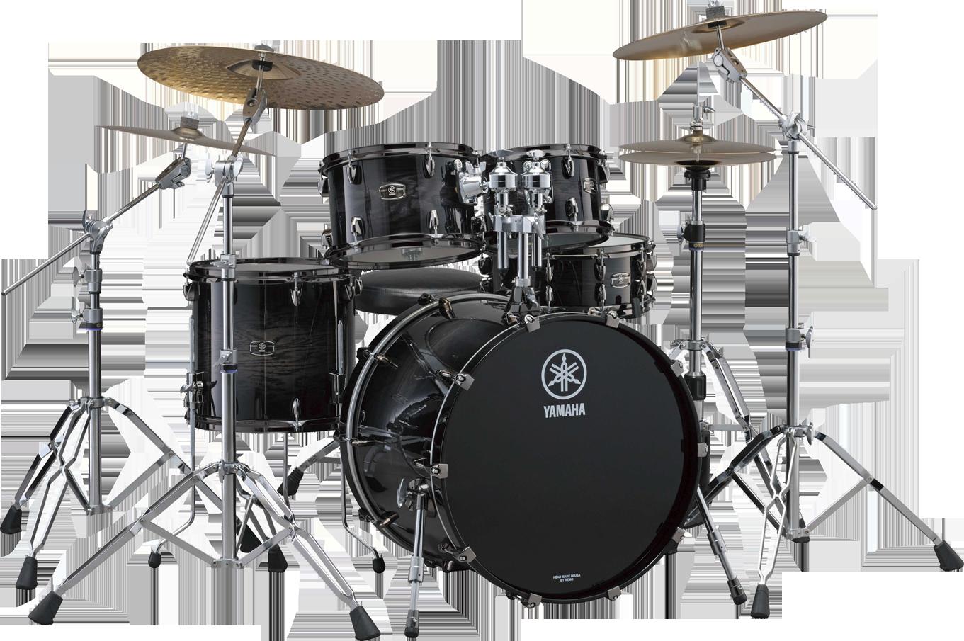 yamaha drum kit oak custom
