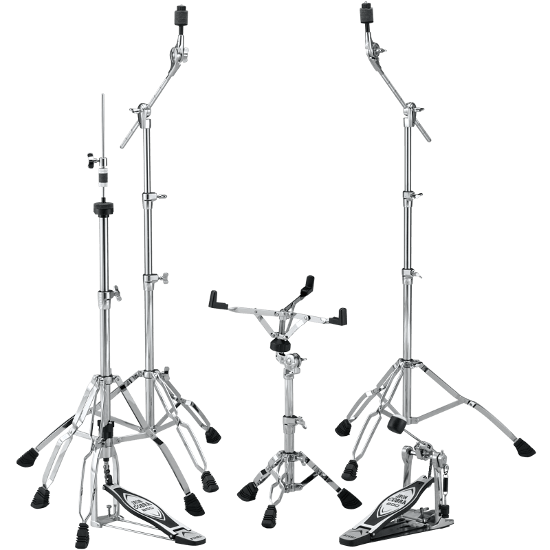 hi hat stand, snare stand, cymbal stand for drums