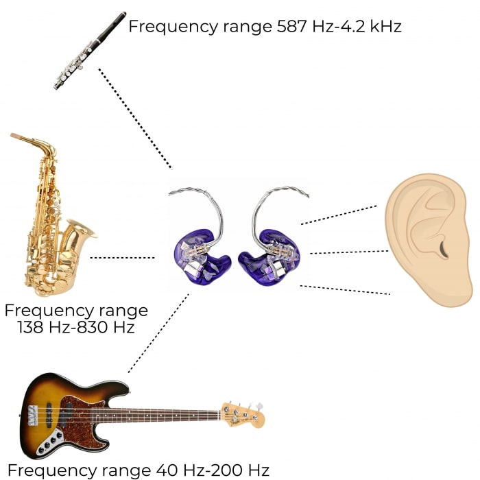 in ears for drummers