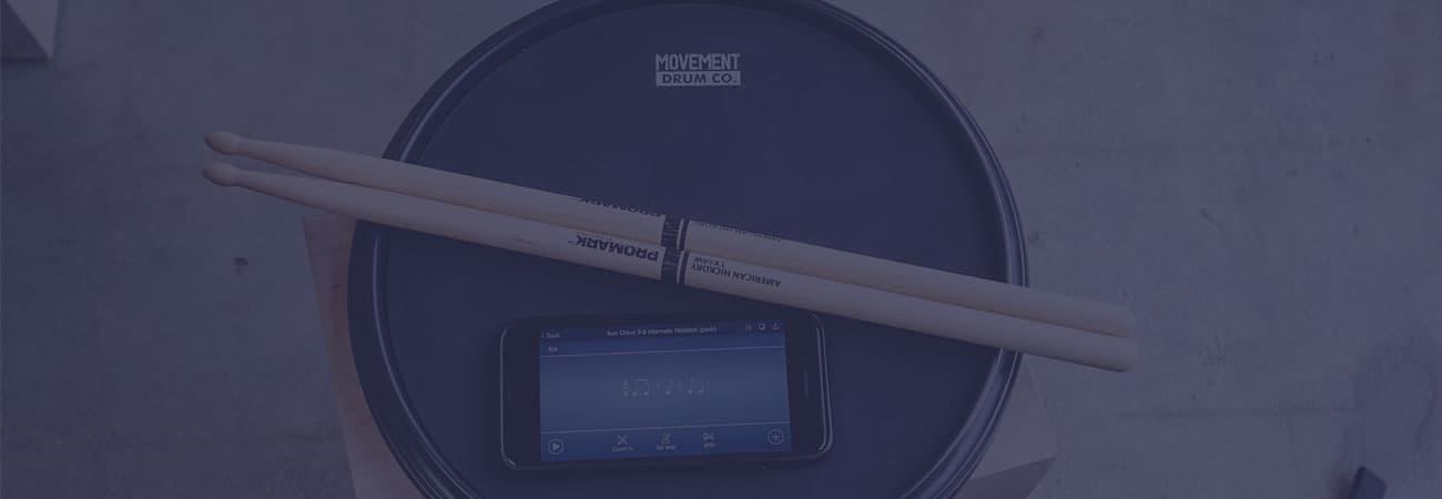 best practice drum pad