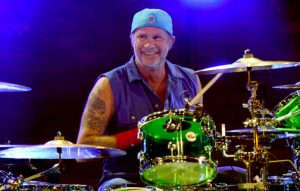 red hot chili peppers drummer