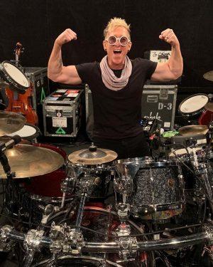 mark schulman drummer for pink