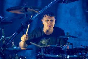 ray luzier korn drummer