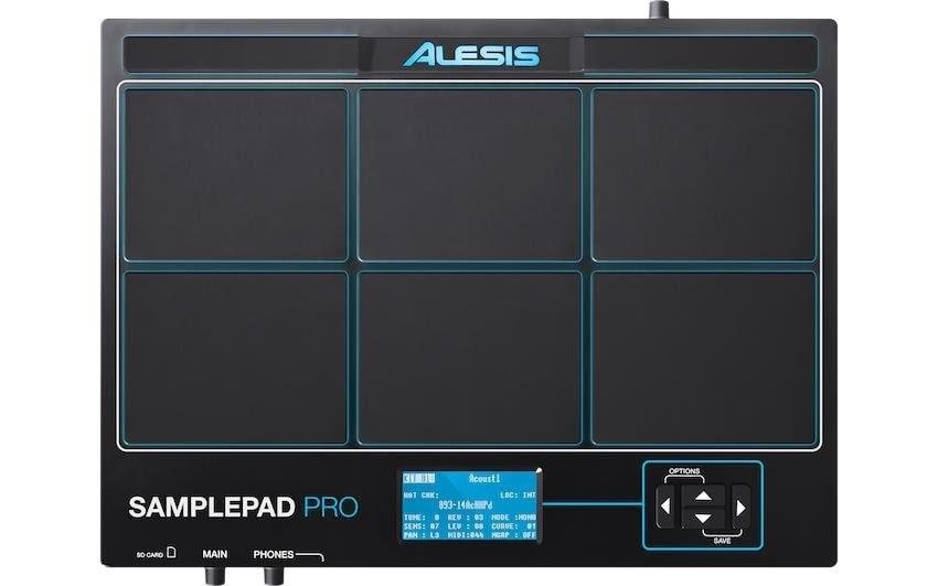 alesis electronic drum pad