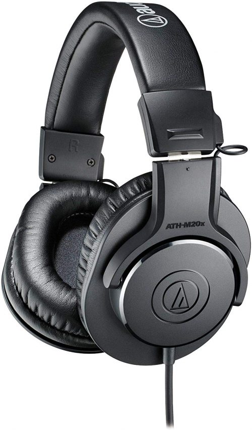 audiotehnica headphones