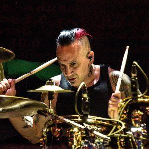 roy mayorga rock drummer