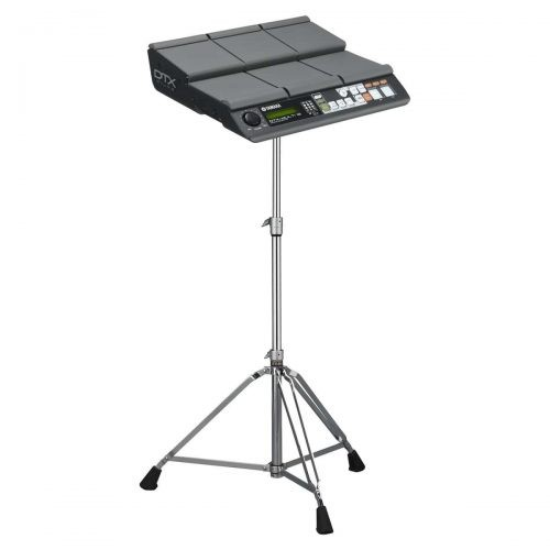 sample drum pad with stand