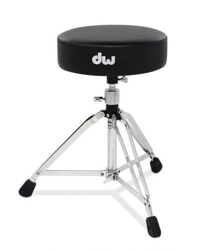 dw 5000 round drum throne
