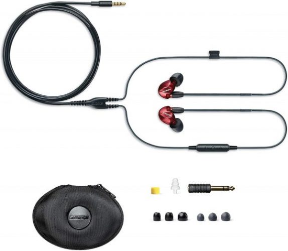shure se 535 package